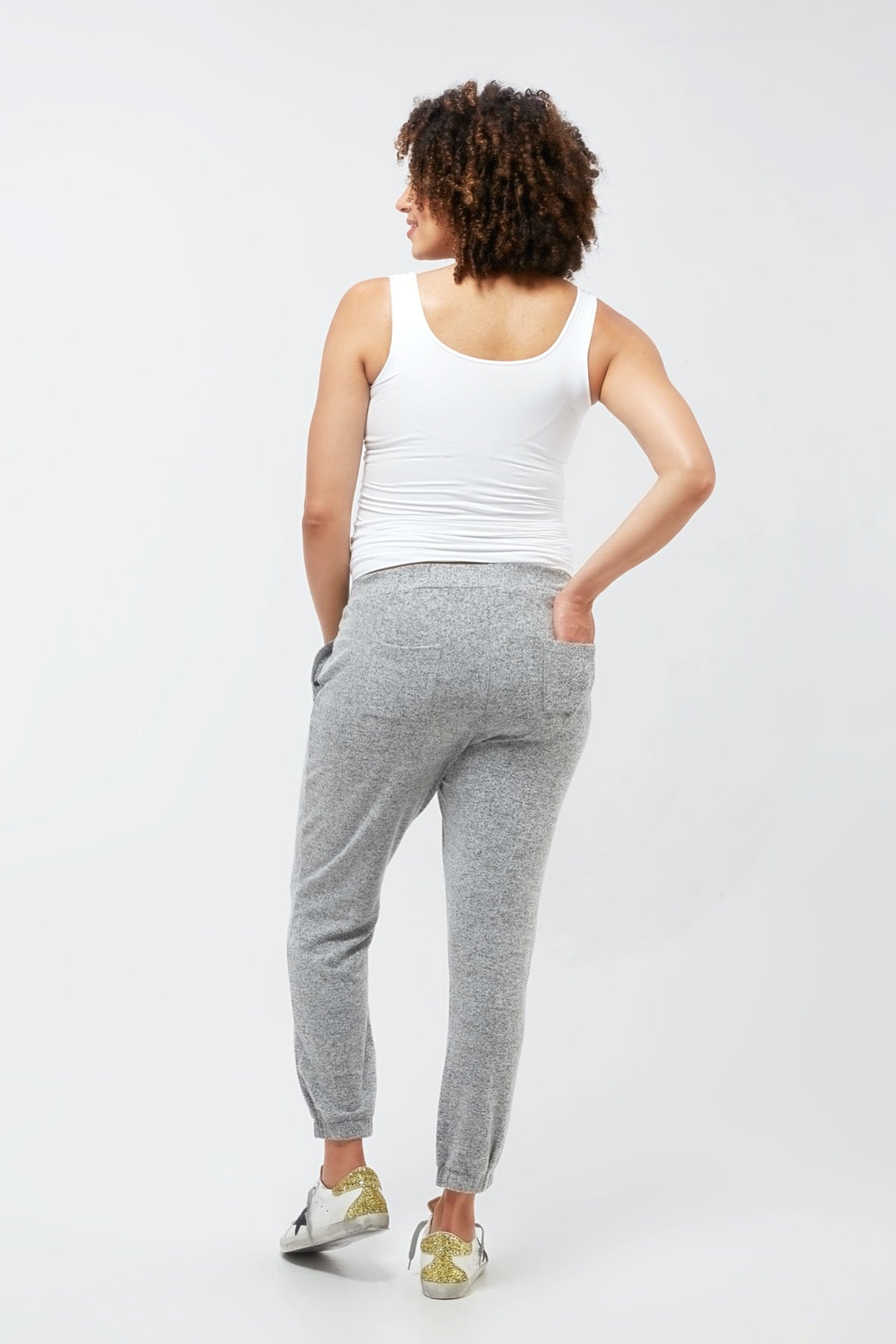 Jenna Cloud Knit Lounge Pant