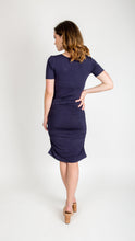 Hailey Dress <br> Navy