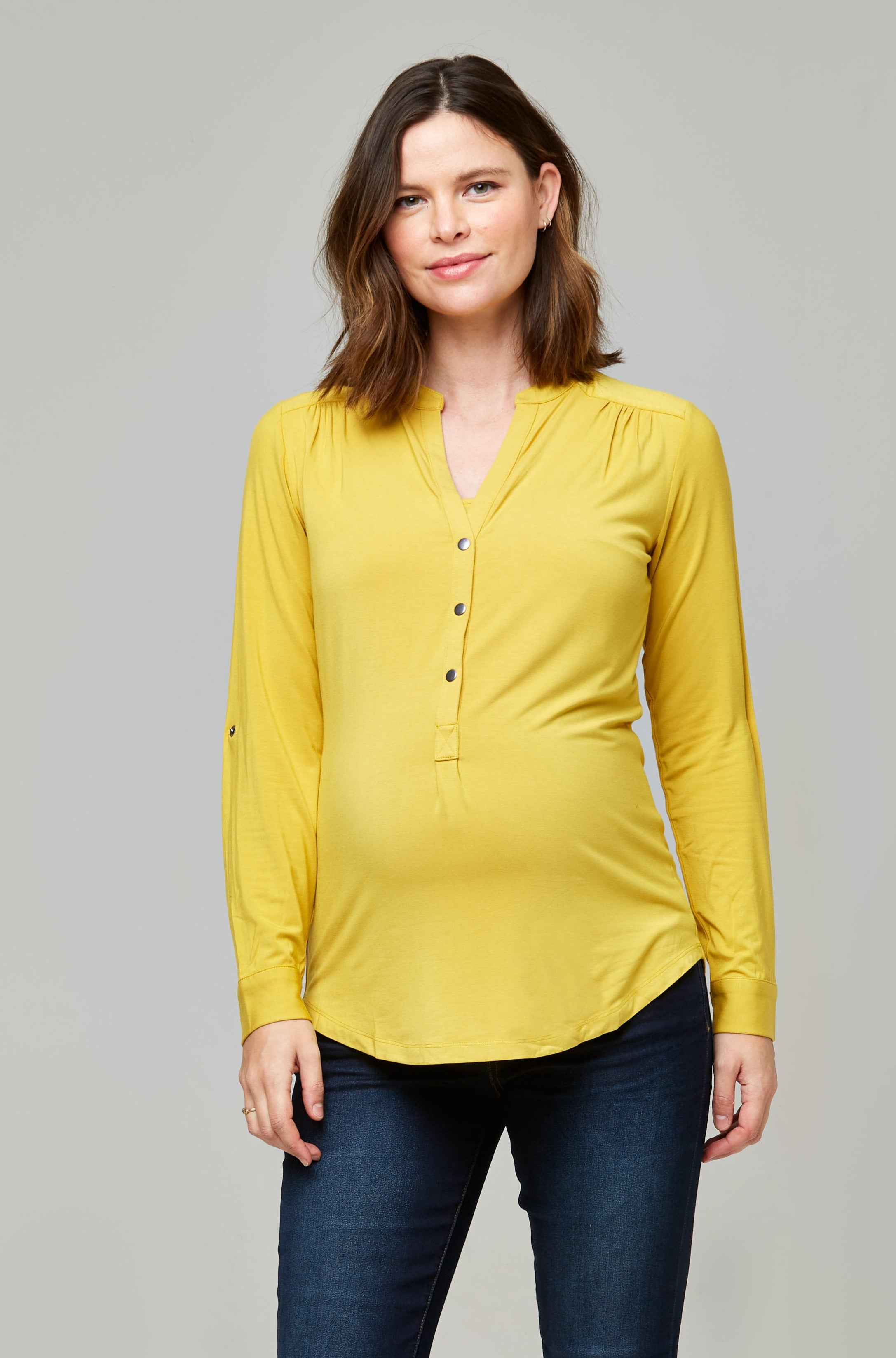 Amelie maternity and nursing top