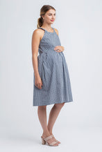 Molly Maternity Dress Gingham