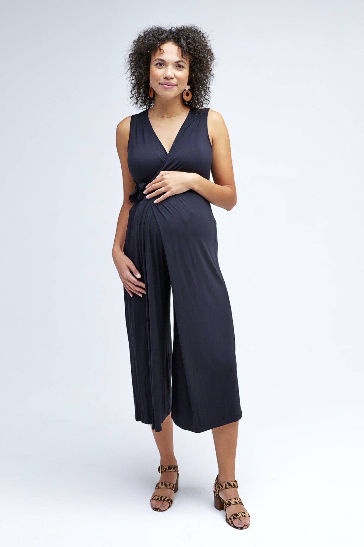 Francesca Jumpsuit <br> Black