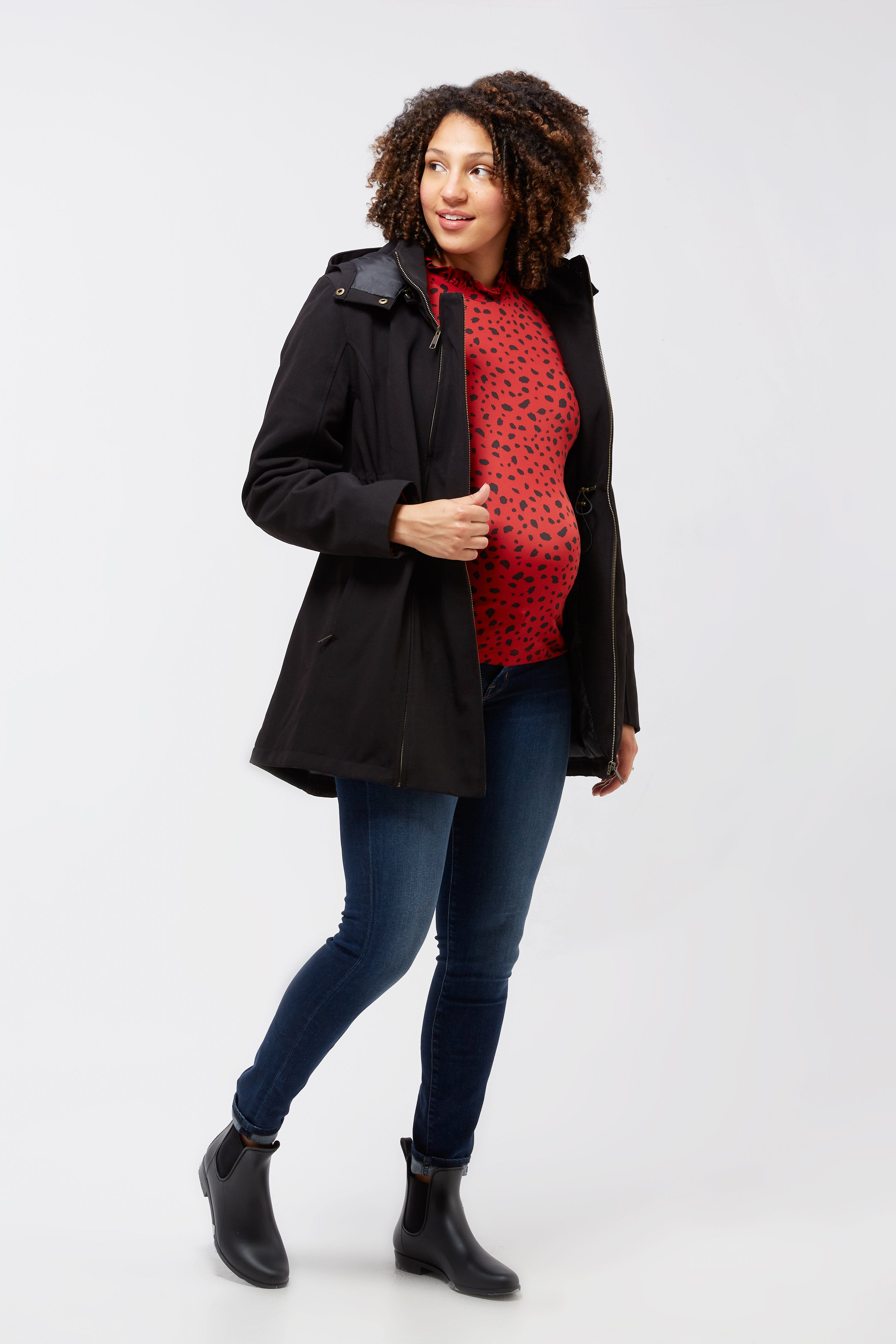 3 in 1 Maternity Jacket