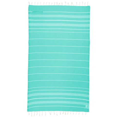 Seafoam Pocket Beach Towel