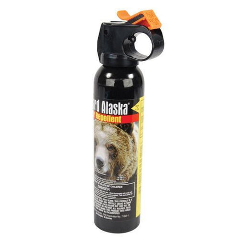 Guard Alaska® Bear Spray - CYA Be Safe