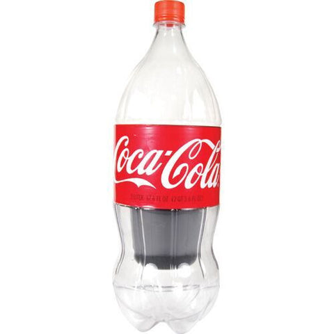 2 Liter Coke Bottle Diversion Safe - CYA Be Safe
