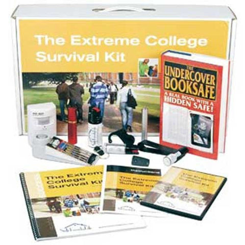 College Extreme Survival Kit - CYA Be Safe