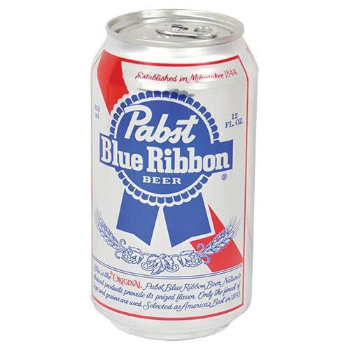 Pabst Blue Ribbon Can Diversion Safe - CYA Be Safe
