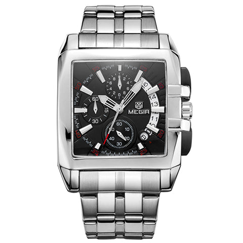 Original Luxury Full Steel Watch for Men and Women | Braceletsdr