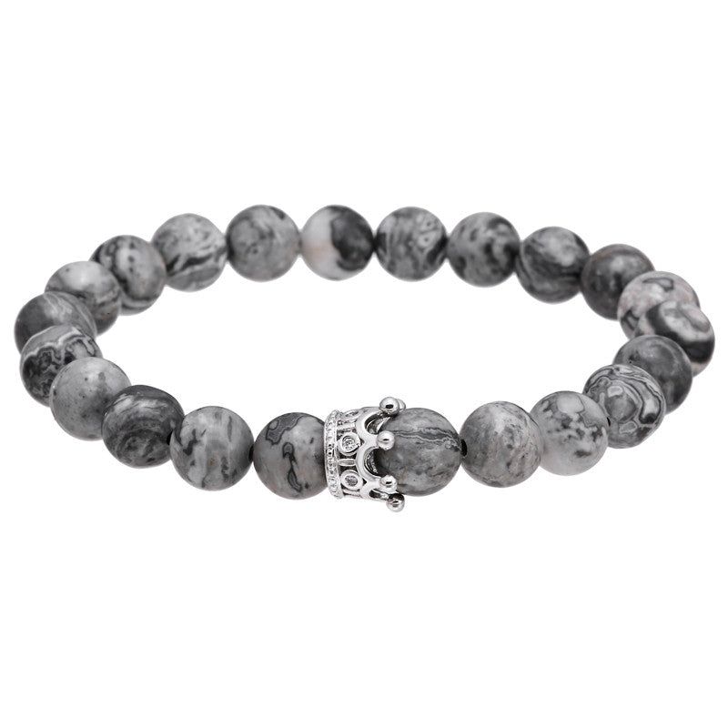 One Crown Luxury Bracelet - REF0191 - BraceletsDR