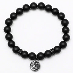 Yin Yang Luxury Bracelet for Men - BraceletsDR