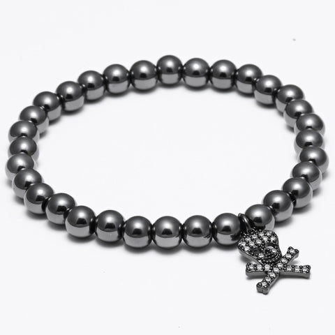 Pirate Skull Luxury Bracelet for Men - BraceletsDR