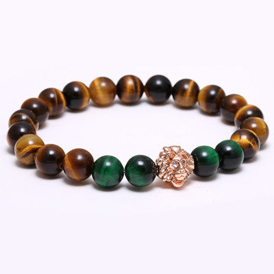 Wind Lion Luxury bracelet - REF0153 - BraceletsDR