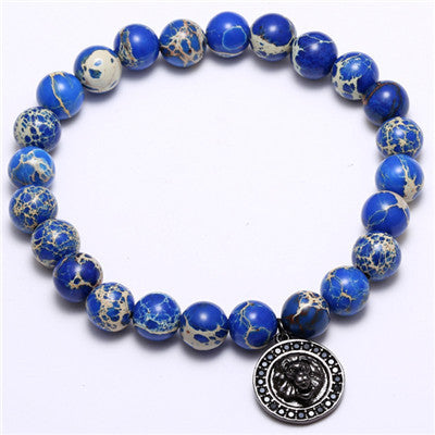Lion Power Luxury Bracelets - REF0081 - BraceletsDR