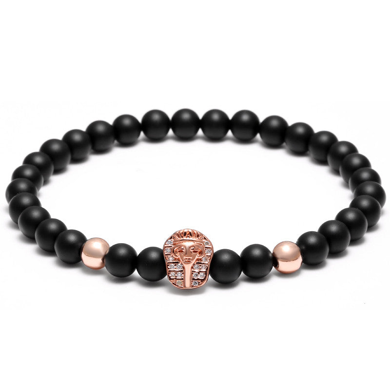 The Great Sphinx Luxury Bracelet for Men - BraceletsDR