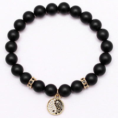 Yin Yang Luxury Bracelet for Men
