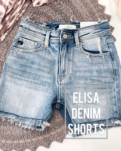 Elisa Denim Short