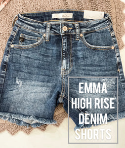 Emma High Rise Short