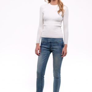 Light Wash Penelope Jeggings