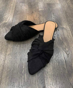 Top Knot Mules
