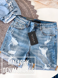 Mallory Denim Short