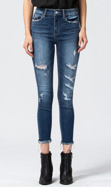 Haylie Ankle Denim