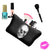3D Skull Makeup & Cosmetics Case