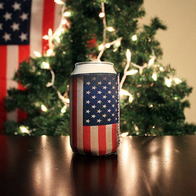 American Flag Koozies-The XYZ Shop