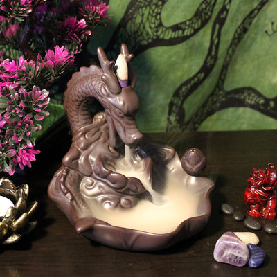 Dragon Incense Burner-The XYZ Shop