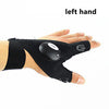 Fingerless LED Glove-The XYZ Shop