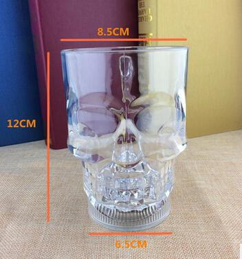 LED Glowing Glass Mug-The XYZ Shop