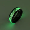 Luminous Dragon Ring-The XYZ Shop