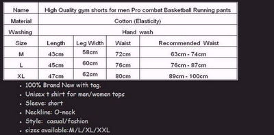 Muscle Fitness Shorts-The XYZ Shop