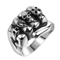 Skull Guardians Ring