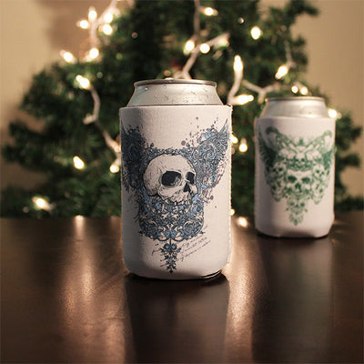 Skull Koozies-The XYZ Shop
