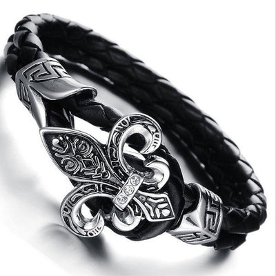 Vintage Skull Bracelet-The XYZ Shop