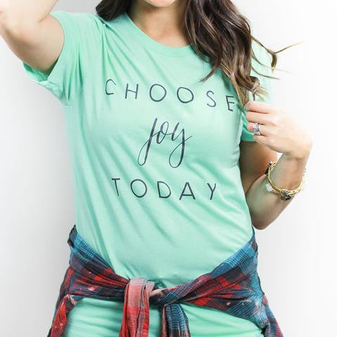 Choose Joy Today