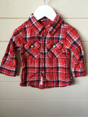 Country Road shirt | size 3-6mths