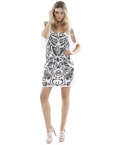 Matisse Dress: Onyx