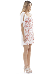Matisse Dress: Flame