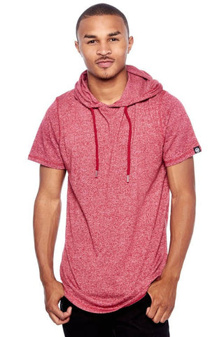 BFS HOODED LONG TEE - Bred for Survival