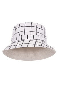 Window Pane White Design Printed Bucket Hat - Bred for Survival