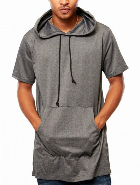 Hoodie With Side Zipper - Bred for Survival