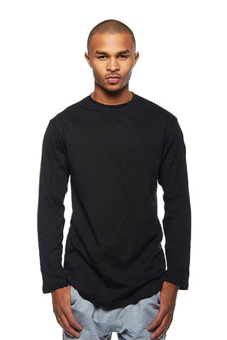 Crew Neck Long Sleeves Top - Bred for Survival