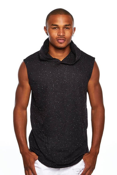 UPSCALE OREO FRENCH TERRY HOODIE TOP - Bred for Survival
