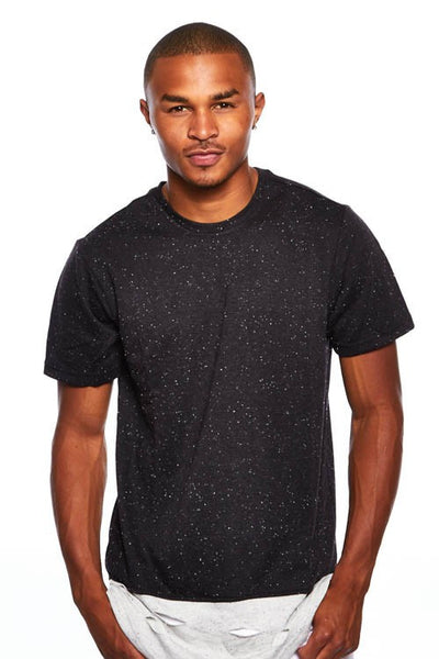 UPSCALE OREO FRENCH TERRY RIPPED TEE - Bred for Survival