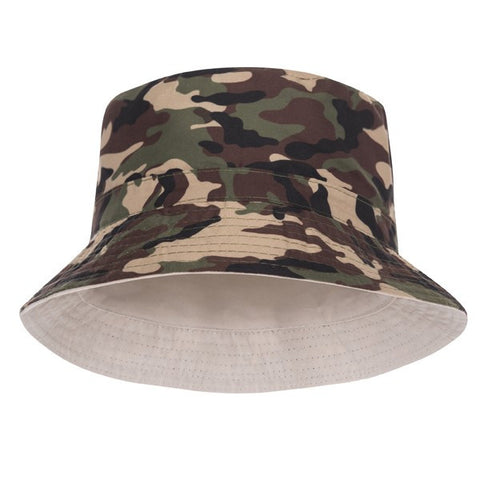 Army Moro Design Printed Bucket Hat - Bred for Survival