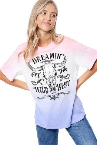 DREAMIN' OF THE WILD WEST TEE