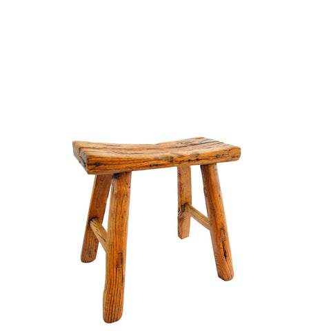 Curved Up Stool
