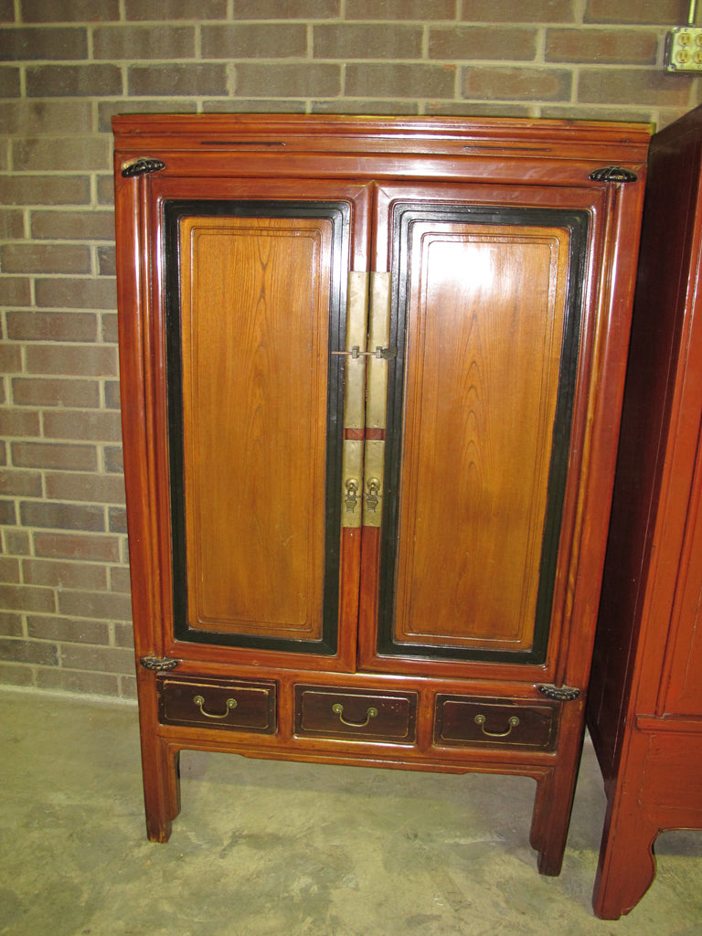 Two Toned Ningbo Cabinet