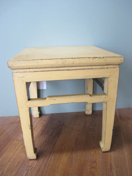 Bone Wooden Stool